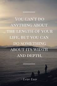 Short Beautiful Quotes On Life Best of How Are You Adding More Depth YES Pinterest Inspirational