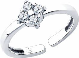 Купить <b>кольца</b> серебряные 15 размера