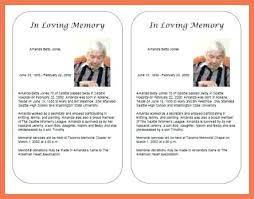 Examples Of Obituaries Bio Example Newspaper Online Free