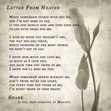 love quotes and thoughts about my soulmate letter from heaven
