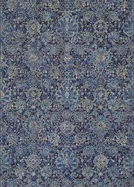 couristan easton winslet 6335 3151 navy sapphire area rug