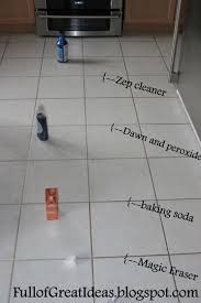 Grout Cleaner Zep Cleaner Dawn & Peroxide Baking Soda Magic Eraser Zep  degreaser and all purpose