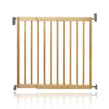 lindam wooden extending stair gate