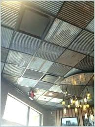 corrugated metal ceiling tiles reclaimed roofing panels rustic photography prop drop co ideas g corrugated metal ceiling