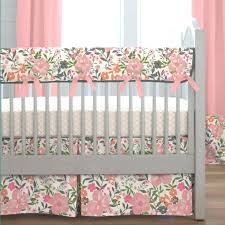 c nursery bedding pink tropic fl crib baby sheet sets white girls sheets girl boy and