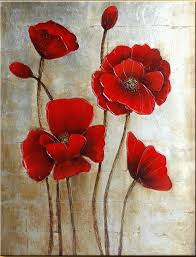 oil painting beautiful red poppy wall art murals adorable bract brick simple decorating room artwork artistic on red poppy flower wall art with wall art top ten gallery red poppy wall art large poppy wall art