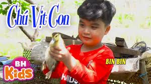 Chú Vịt Con ♫ Bin Bin | Nhạc Thiếu Nhi Vui Nhộn [MV] - YouTube