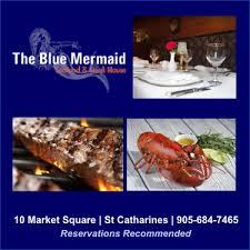 blue mermaid steak and seafood