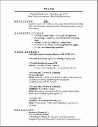 Resume Objective For Sales Extraordinary Extraordinary Resume Sample Objective Sales For Your Objective For