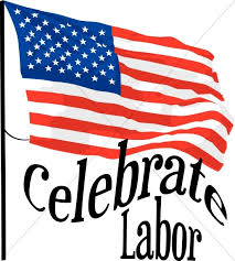 labor day closing sign template labor day clipart flyer best vectors design