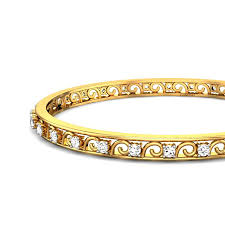 Diamond Bangles Designs Images Ishita Diamond Bangle