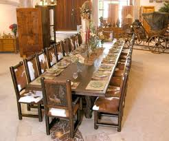 dining room tables 10 seats rustic dining room table seats 10