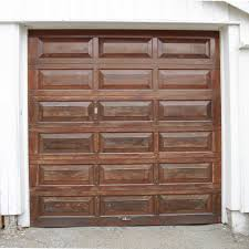 garage door texture. Brown Fine Wood Polished Garage Door Closed Whole View Squared Form Pattern Large Texture P