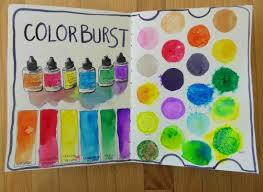 Happy Reminders Color Burst Is King