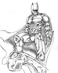 Small Picture Batman Coloring Pages Dark Knight Coloring Pages