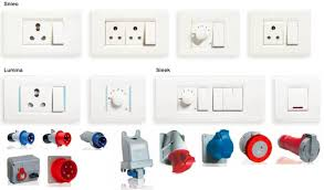 wiring accessories industrial plugs and sockets