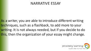 narrative essay 10 narrative essay