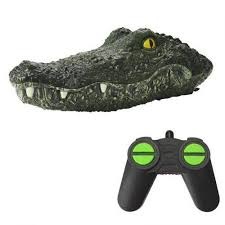 <b>MX</b>-<b>0030 2.4G 4</b>-<b>Channel</b> Simulation Crocodile Animal RC Boat Toy ...