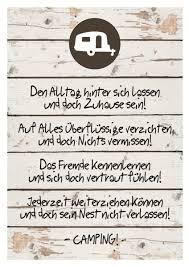 Originaldruck Bild Campingspruch Zuhause Wohnwagen Druck Dina4