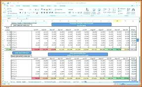 Excel Spreadsheet Templates Examples Of Business Budget Template