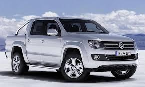 Volkswagen Considering Pickup Truck for U.S., Canada