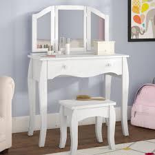 Bedroom: Bedroom Vanity Set Elegant Lighted Makeup Vanity Sets Home ...