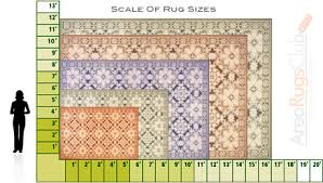 Standard Area Rug Sizes Area Rug Ideas