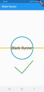 To draw these intersecting lines you need to first extend the view class that provides the ondraw() method where you will write code to draw lines. Drawing Custom Shapes And Lines Using Canvas And Path In Flutter By Meysam Mahfouzi Hackernoon Com Medium