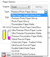 how to print cardstock tips to print custom card sizes different printer paper types