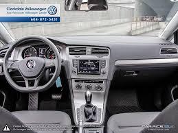 New 2017 Volkswagen Golf 4 Door Car in Vancouver, BC N010337
