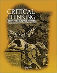 Logic  Critical Thinking and Correct Reasoning FORMAL