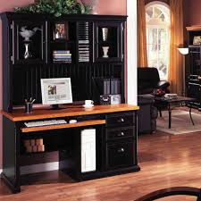home office desk with hutch. 99+ Black Computer Desk Hutch - Executive Home Office Furniture Check More At Http: With