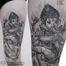евгений павликов тату на ноге Tattoo Magnum