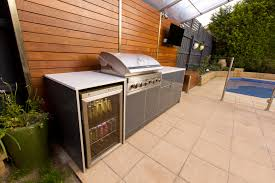 Outdoor Barbecue Kitchen Designs Outdoor Kitchens Outdoor Bbq Kitchens Built In Bbq Melbourne