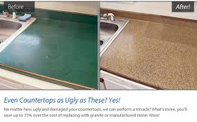 service countertop refinishing