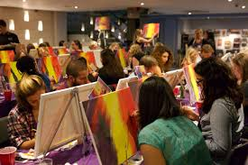 wine and painting nyc groupon best 2018