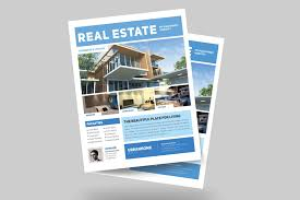 realtor flyers templates real estate agent realtor flyer ad template design indesign real