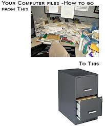 messy file cabinet. How To Organize Computer Files For Easy Retrival Messy File Cabinet
