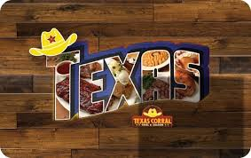 The scoop on the texas roadhouse gift card balance check. Texas Corral Egift Card Giftcardmall Com