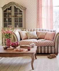 Roze Huiskamerideeën Om Een Gevoel Van Romantiek Verfijning En