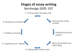 essay on writing process planning stages of writing an essay essay academic writing service
