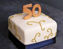50 Years Dad Birthday Cake Father Cake Design In Lahore