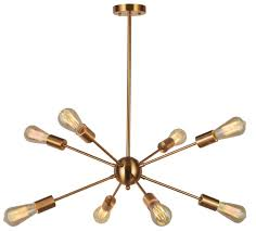 ceiling lights hallway chandelier sputnik style lighting faux candle chandelier black modern chandelier from sputnik