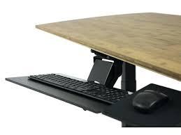 computer keyboard trays under desk ergonomic under desk computer keyboard tray w negative tilt affordable adjule