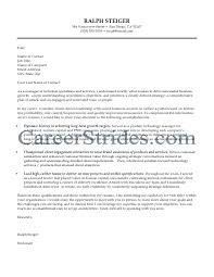 Information Technology Cover Letter Glamorous Sample Cover Letter For Information Technology Job 24 8