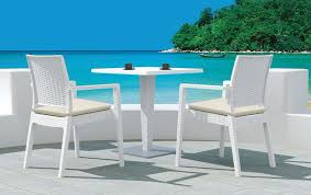 white garden furniture. bistro sets white garden furniture