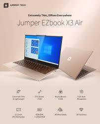 <b>Jumper EZbook X3 Air</b> Notebook Global Launch Sale - XiaomiToday