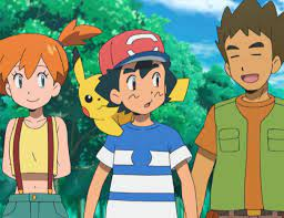 Pokemon Sun/Moon Anime Bringing Back Two Fan-Favorite Characters - GameSpot