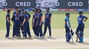 Sri Lanka vs India 2021, 3rd ODI ...