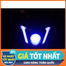 HOT SALE] Pha đèn full Led Audi kết hợp Gương cầu cho Exciter 150 Exciter  135 MS 800 ĐẠI KA STORE tại TP. Hồ Chí Minh